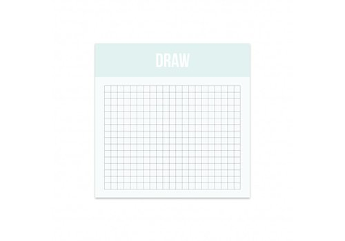 Studio Stationery Mini Draw, per 5 pieces