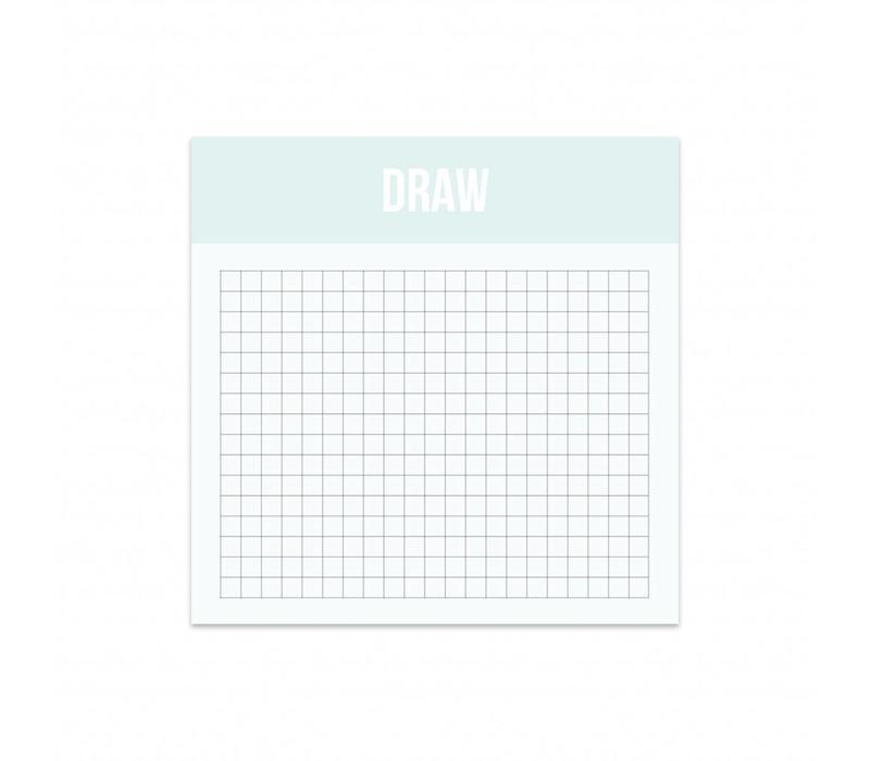 Mini Draw, per 5 pieces