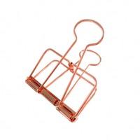 Binder clips Copper XL, per 4 doosjes