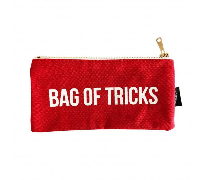 Canvas bag Bag of tricks S, per 5 stuks