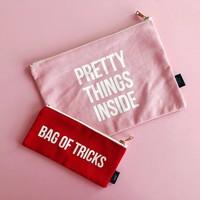 Canvas bag Bag of tricks S, per 5 pieces