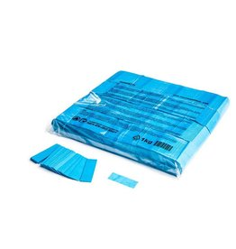 Magic FX Slowfall confetti 55x17 mm - 1kg - Bleu Clair