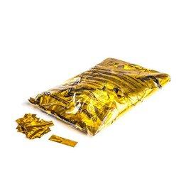 Magic FX Metallic confetti 55x17 mm - 1kg - Goud
