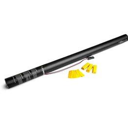 Magic FX Canon à Confetti Electrique 80cm - Jaune