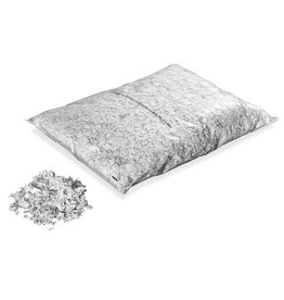 Magic FX Papieren Sneeuwvlokken confetti - 500g - Wit