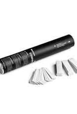 Magic FX Canon à Confetti Manuel 28cm - Blanc