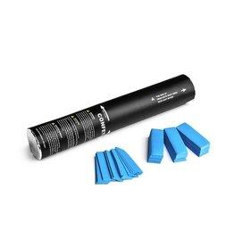 Magic FX Canon à Confetti Manuel 28cm - Bleu Clair