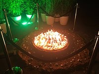 Propane Fire Bowl