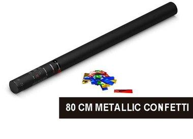 80 cm Confetti Métallique