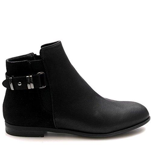 Belted Black