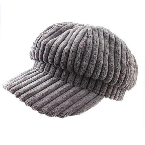Balloncap in grey