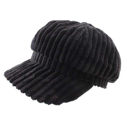 Balloncap in black