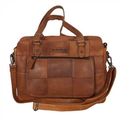 Hill Burry checked handbag