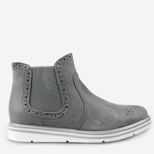 Soft Boot - grey