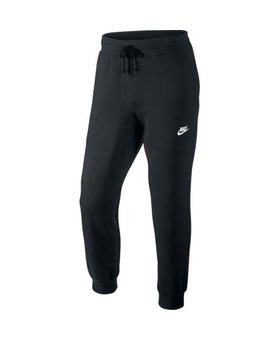 Nike Nike AW77 cuffed pants BLACK