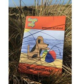 Kaatje&Mup Kleurboekje – Oranje, Strand - deel 1