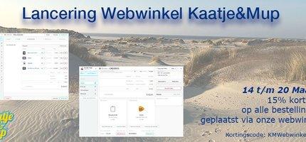 Lancering webwinkel