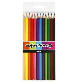 Colortime Colortime - Kleurpotloden - Basis