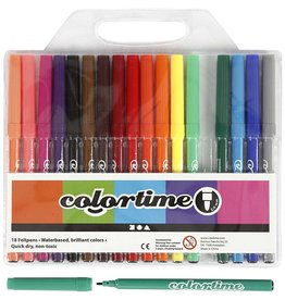 Colortime Colortime - Stift - Dunne punt