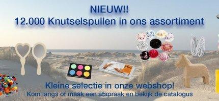 Gratis knutselspullen bij aankoop van Kaatje&Mup-producten