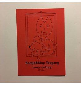 Kaatje&Mup Toegang - Los kaartje