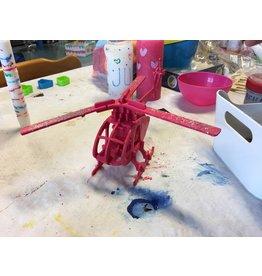Workshop: Paard of 3D figuur versieren