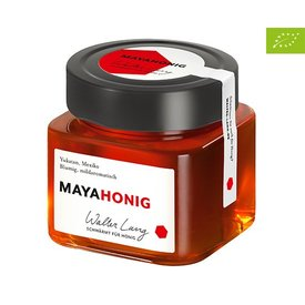 Walter Lang - Honig von Welt Mayahonig, BIO, 275g