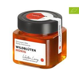 Walter Lang - Honig von Welt Wildblütenhonig, BIO, 275g