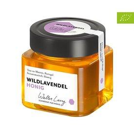 Walter Lang - Honig von Welt Wildlavendelhonig, BIO, 275g
