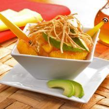 Zitrus-Salat mit Avocado