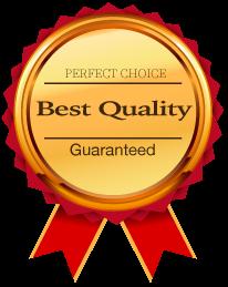 Beste Qualität garantiert