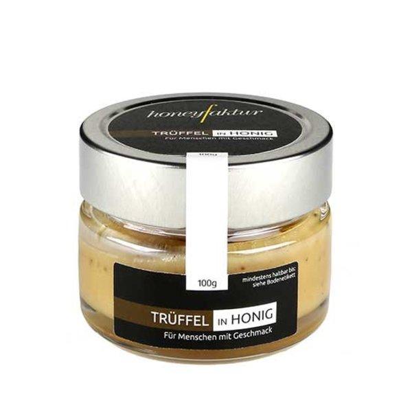 honeyfaktur - Honig aus dem bergischen Lande Trüffel in Honig, 100gr.