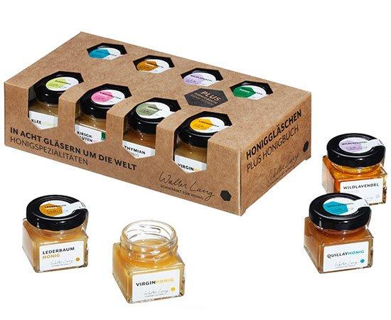 honig geschenkset honig kaufen auf honey. Black Bedroom Furniture Sets. Home Design Ideas