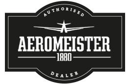 Aeromeister AEROMEISTER TAILDRAGGER AM8009