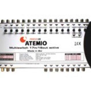 Atemio Atemio Multiswitch Premium-Line 17/16 voor 4 satellieten op 16 ontvangers