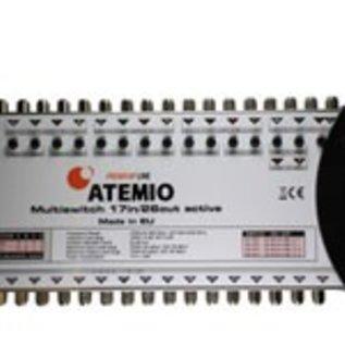 Atemio Multiswitch Premium-Line 17/26 voor 4 satellieten op 26 ontvangers