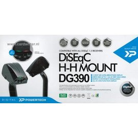 Powertech DiSEqC motor DG-390