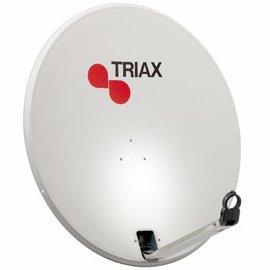 Triax Triax TDS 110cm schotel kleur RAL 7035 lichtgrijs