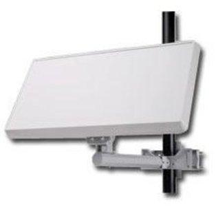 Selfsat H30D2 TWIN Vlakschotel