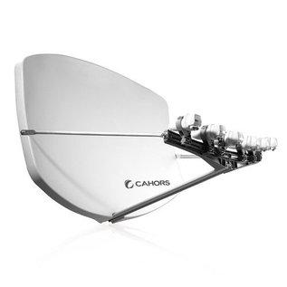 Cahors Cahors Visiosat BIG Bisat kleur Wit