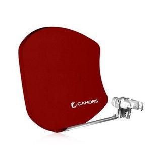 Cahors Visiosat Bi-satellite G2 kleur Rood
