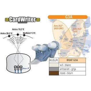 Cahors upgrade houder Astra 1-2 en Hotbird voor Bisatellite G2