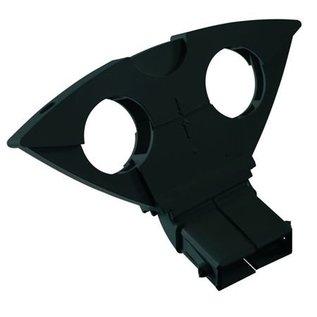 Triax DUO 6 graden houder Astra 1 en Hotbird kleur zwart