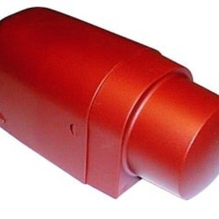 Triax LNB kap rood-bruin