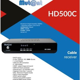 Mutant HD 500C
