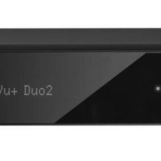 VU+ VU+ DUO 2 inclusief DUAL DVB-S2 tuner