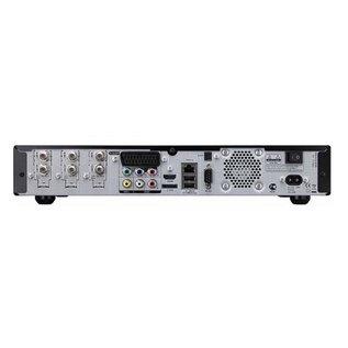 VU+ DUO 2 inclusief DUAL DVB-S2 tuner