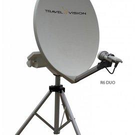 Travel Vision R6 DUO - 65cm duo versie -