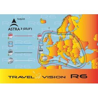Travel Vision R6 - 65cm single versie