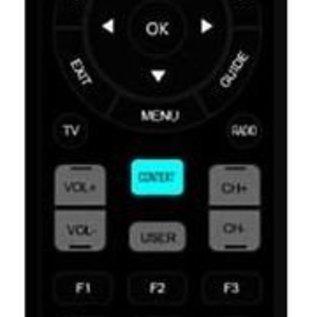 Mutant extra afstandsbediening HD 2400